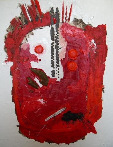Manu.W, O/T, Abstraktes, Abstrakter Expressionismus