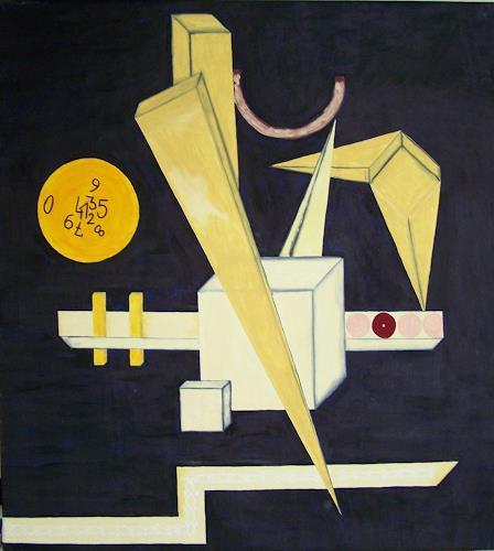 Manu.W, o.T, Abstraktes