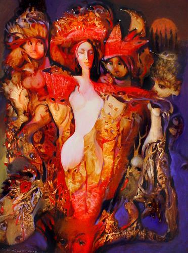 W.A. di Bolgherese, A Midsummernightsdream, Mythologie, Musik: Konzert, Gegenwartskunst