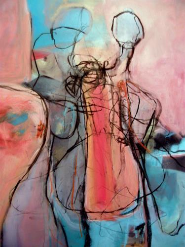 OMAR, O.T. / 239, Abstraktes, Bewegung, Expressionismus