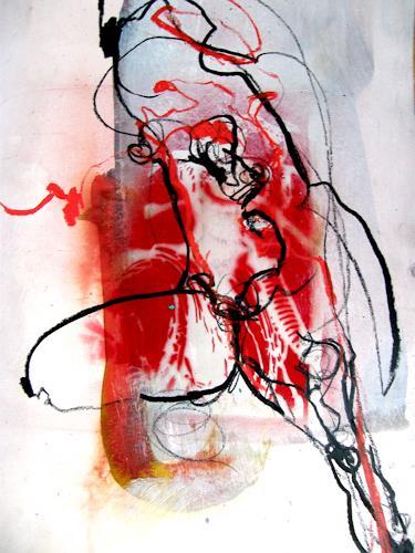 OMAR, O.T. / 252, Diverses, Abstrakter Expressionismus