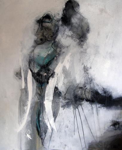 OMAR, O.T. / 266, Akt/Erotik: Akt Frau, Expressionismus