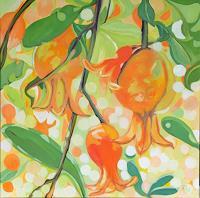 Anne-Petschuch-Pflanzen-Baeume-Pflanzen-Moderne-Impressionismus-Postimpressionismus