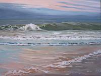 Anne-Petschuch-Landschaft-See-Meer-Landschaft-Moderne-Impressionismus