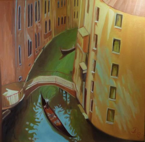 Anne Petschuch, Venice 03, Architektur, Wohnen: Stadt, Realismus