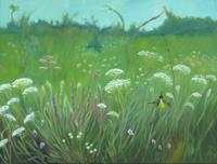 Anne-Petschuch-Pflanzen-Blumen-Landschaft-Moderne-Impressionismus