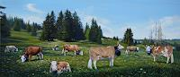 Antonio-Molina-Tiere-Land-Landschaft-Fruehling