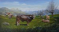 Antonio-Molina-Landschaft-Fruehling-Tiere-Land
