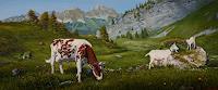 Antonio-Molina-Landschaft-Berge-Landschaft-Sommer