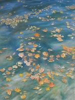 E. Kies, Herbstlaub