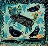 silvia messerli, Oh so so ...., Abstraktes, Tiere: Land, Art Brut