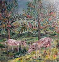 silvia-messerli-Landschaft-Herbst-Natur-Erde-Gegenwartskunst-Gegenwartskunst