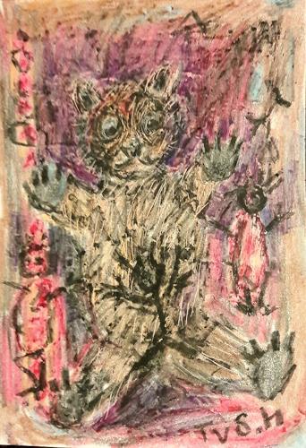 silvia messerli, T v S. M  :-), Gefühle: Geborgenheit, Gefühle: Freude, Art Brut