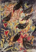 silvia-messerli-Gefuehle-Liebe-Tiere-Luft-Moderne-Abstrakte-Kunst-Art-Brut