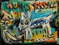 silvia-messerli-Humor-Menschen-Frau-Moderne-Abstrakte-Kunst-Art-Brut