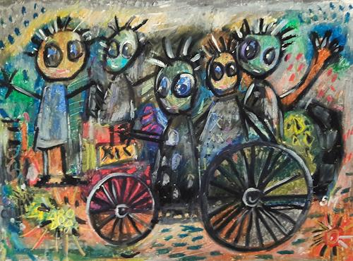 silvia messerli, äs Reisli, Gefühle: Freude, Menschen: Gruppe, Art Brut