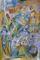 silvia-messerli-Gefuehle-Angst-Gesellschaft-Moderne-Abstrakte-Kunst-Art-Brut