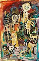 silvia-messerli-Gefuehle-Horror-Religion-Moderne-Abstrakte-Kunst-Art-Brut