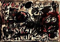 silvia-messerli-Gefuehle-Angst-Gefuehle-Depression-Moderne-Abstrakte-Kunst-Art-Brut