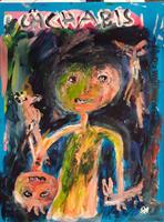 silvia-messerli-Natur-Diverse-Humor-Moderne-Abstrakte-Kunst-Art-Brut
