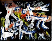 silvia-messerli-Fantasie-Diverse-Gefuehle-Moderne-Abstrakte-Kunst-Art-Brut