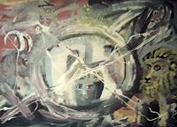 jamart-Fantasie-Moderne-Abstrakte-Kunst-Art-Brut