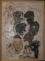 jamart-Menschen-Gesichter-Moderne-Avantgarde-Surrealismus