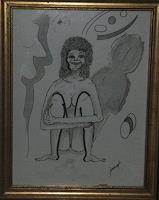 jamart-Menschen-Frau-Gegenwartskunst--Gegenwartskunst-