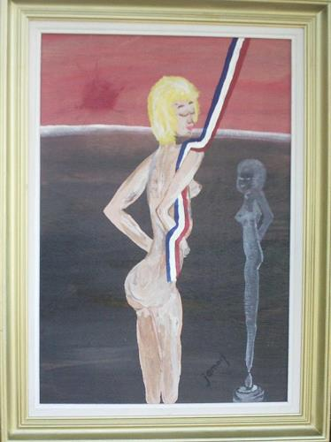 jamart, la française, Menschen: Frau, Gegenwartskunst