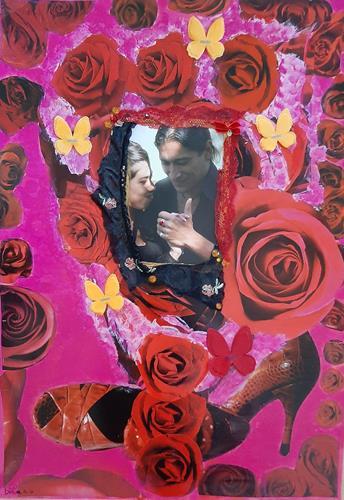 bia, TANGO D'AMOUR, Gefühle: Liebe, Bewegung, Pop-Art