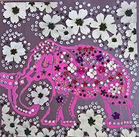 bia-Tiere-Land-Fantasie-Moderne-Abstrakte-Kunst