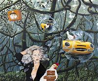 dominique-hoffer-Fantasie-Fantasie-Gegenwartskunst-Postsurrealismus