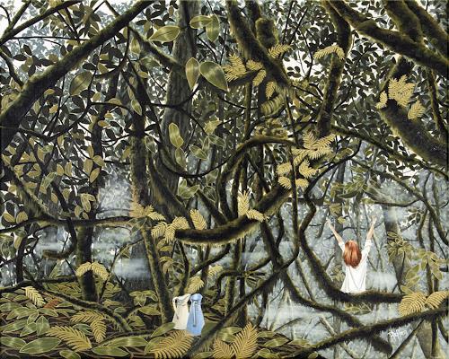 dominique hoffer, Saisir le Jour, Fantasie, Postsurrealismus