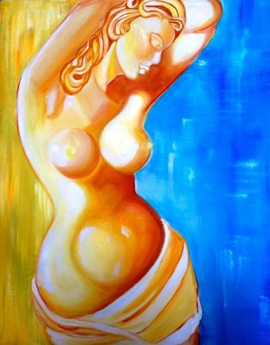 Luana Sacchetti, Veneranda, Akt/Erotik: Akt Frau, Diverse Erotik