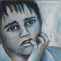 Romy-Latscha-Menschen-Gesichter-Menschen-Kinder-Gegenwartskunst-Gegenwartskunst