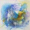 Romy Latscha, Fliessend Blau