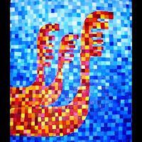 Maruska-Abstraktes-Moderne-Kubismus
