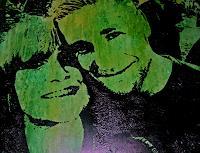 CK-Menschen-Paare-Gefuehle-Liebe-Gegenwartskunst--Gegenwartskunst-