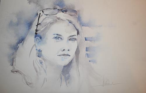 webo, Christina, Menschen: Frau, Menschen: Gesichter