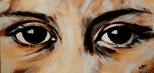 webo, die Augen meiner Tochter, Menschen: Familie, Menschen: Kinder