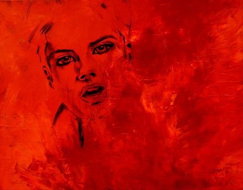 webo, Red, Menschen: Gesichter, Abstrakter Expressionismus
