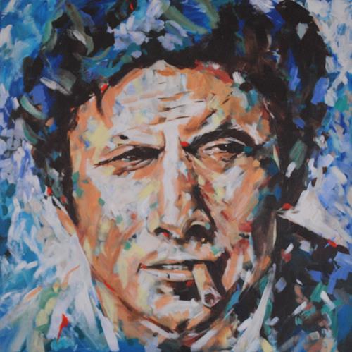 webo, Columbo, Menschen: Porträt, Menschen: Mann, Expressionismus