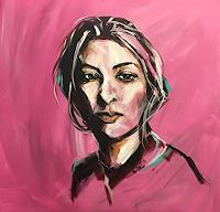 webo-Menschen-Frau-Menschen-Portraet-Moderne-Abstrakte-Kunst