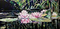webo-Pflanzen-Pflanzen-Blumen-Moderne-Abstrakte-Kunst