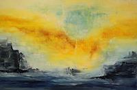 Heidrun-von-Haacke-Abstraktes-Abstraktes-Moderne-Impressionismus