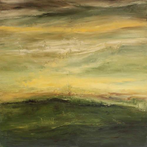 Heidrun von Haacke, Fairway, Natur: Diverse, Impressionismus