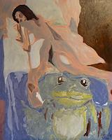 Klaus-Ackerer-Akt-Erotik-Akt-Frau-Moderne-Andere-Neue-Figurative-Malerei