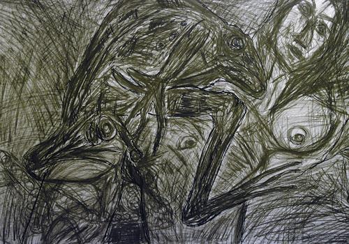 Klaus Ackerer, O/T, Fantasie