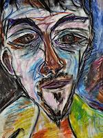 Klaus-Ackerer-Menschen-Portraet-Moderne-Abstrakte-Kunst
