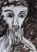 Klaus-Ackerer-Menschen-Gesichter-Moderne-Abstrakte-Kunst